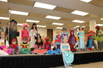 13 and under Costume Contest at the 2015 RodCon Mini Comi Con by University of Northern Iowa. Rod Library.