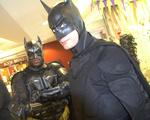 Batman at the 2015 RodCon Mini Comi Con