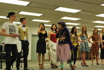 Fashion Show at the 2015 RodCon Mini Comi Con by University of Northern Iowa. Rod Library.