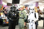 501st Legion at the 2017 RodCon Mini Comic Con by University of Northern Iowa. Rod Library.