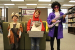 Children Costume Contest Winners by University of Northern Iowa. Rod Library.
