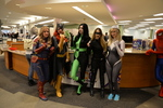 Cedar Rapids Ultimate Super Heroes by University of Northern Iowa. Rod Library.