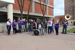 UNI Pep Band by University of Northern Iowa. Rod Library.