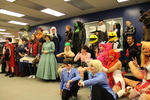 Costume Contest by University of Northern Iowa. Rod Library.