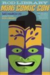 Rod Library Mini Comic-Con, Flier, 2014