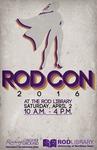RodCon, Flier, 2016