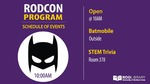 RodCon, Slides, 2016 by University of Northern Iowa