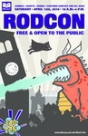 RodCon, Flier, 2019 by University of Northern Iowa. Rod Library.