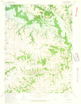 Mystic Quadrangle by USGS 1966