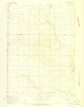 Mackey Quadrangle by USGS 1965