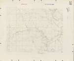 Yetter topographical map 1977
