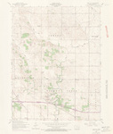 Lime City Quadrangle by USGS 1970