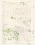 Mechanicsville Quadrangle by USGS 1965