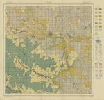Soil map Clay County 1916