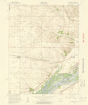 Camanche Quadrangle by USGS 1953