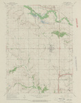 Grimes Quadrangle by USGS 1965