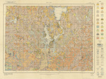 Soil map Dickinson County 1920