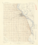 Nebraska City Quadrangle by USGS 1907
