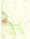 Nebraska City Quadrangle by USGS 1966