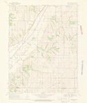 Beebeetown Quadrangle by USGS 1970