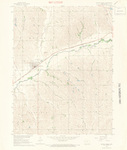 Battle Creek Quadrangle by USGS 1967