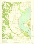 Nauvoo Quadrangle by USGS 1964