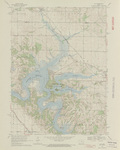 Ely Quadrangle by USGS 1968