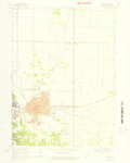 Marion Quadrangle by USGS 1975