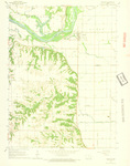 Oakville Quadrangle by USGS 1965