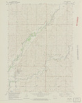Doon Quadrangle by USGS 1971