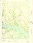 Otley Quadrangle by USGS 1965