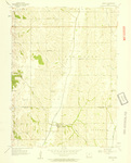 Mineola Quadrangle by USGS 1956