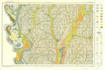 Soil map Mills County 1920