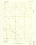 May City Quadrangle by USGS 1970