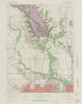 Des Moines NW Quadrangle by USGS 1967