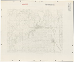 Wall Lake SE topographical map 1978