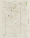 Dixon Quadrangle by USGS 1975