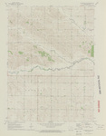 Gladbrook NE Quadrangle by USGS 1971