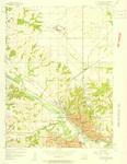 Ottumwa North Quadrangle by USGS 1956