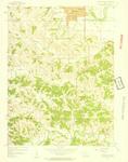 Ottumwa South Quadrangle by USGS 1956