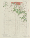 Fort Dodge South Quadrangle by USGS 1965