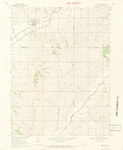 Danbury Quadrangle by USGS 1969