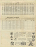 Rand McNally polar map of the world 1943 side 2
