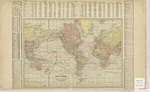 Map of the World 1905