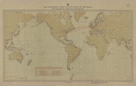 Submarine cable connections of the world 1898