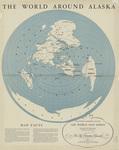 World around Alaska 1946