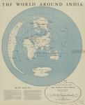 World around India 1946