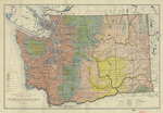 Floral areas of the State of Washington by Charles Piper 1906