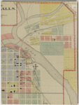 Map of Cedar Falls by Iowa Publ. 1908 sheet 2