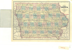 Map of Iowa by H. R. Page & Co. 1879 side 1